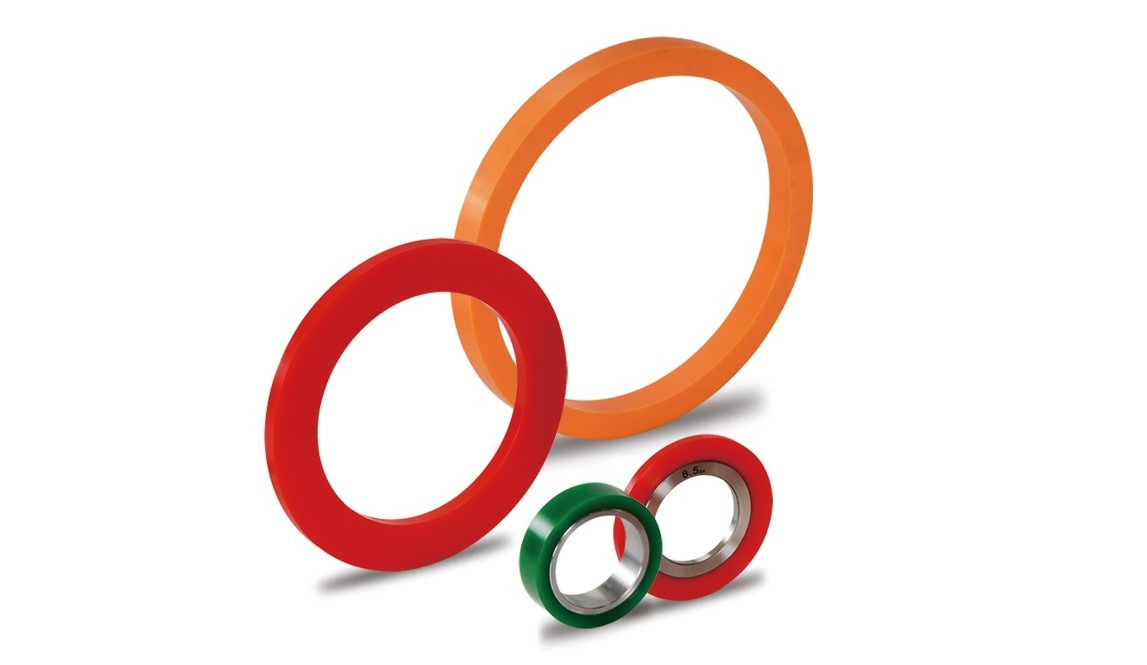 Stripper Rings | Rubber Bonded Stripper Rings